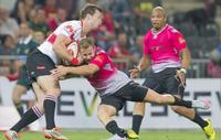 Lions maul Pumas in Nelspruit