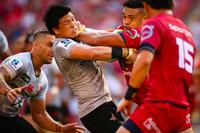 Reds work hard to triumph over Sunwolves