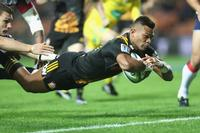 Chiefs master conditions to blow Rebels away
